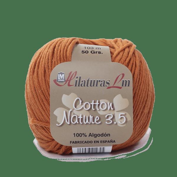 Algodon 100% para tejer Hilaturas LM 4232 Orange